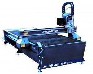 MultiCam 3000P